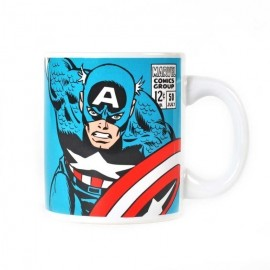 Taza Mug Boxed 350Ml Marvel Captain America