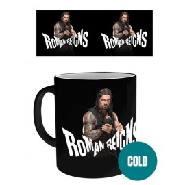 Taza Mug Heat Changing WWE
