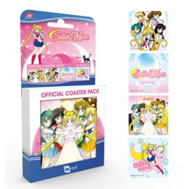 Pack Posavasos Surtido Sailor Moon