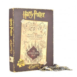 Jigsaw Puzzle 500 Pieces Harry Potter Marauders Map