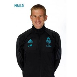 Postal Real Madrid 2017/2018 Javier Mallo