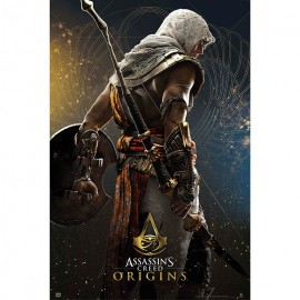 Poster Assassins Creed Origins Hero
