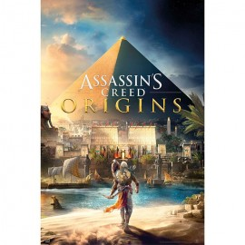 Poster Assassins Creed Origins Pyramid