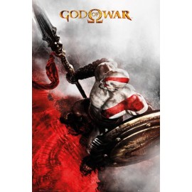 Poster God Of War Key Art 3