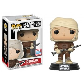 Pop Bobble Star Wars Rogue One Dengar Nycc 2017 (Exc)