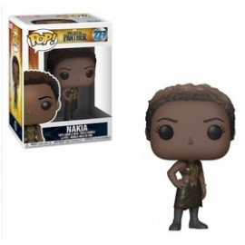 Pop Vinyl Marvel Black Panther Nakia