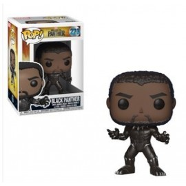 Pop Vinyl Marvel Black Panther Bp