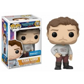 Pop Vinyl Guardians Of The Galaxy 2 Star Lord With Gear Shift Shirt