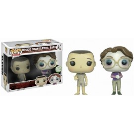 Pop Vinyl 2 Pack Stranger Things Eleven And Barb Upside Down Ecc2017 (Exc)