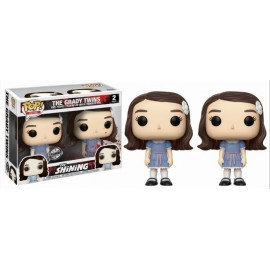 Pop Vinyl 2 Pack Horror The Shining The Grady Twins (Exc)