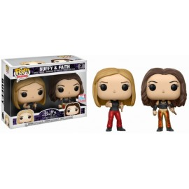 Pop Vinyl 2 Pack Btvs Buffy 25Th Anniversary Nycc 2017 Exc