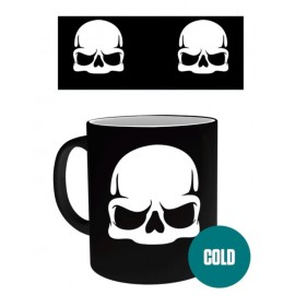 Mug Heat Changing Call Of Duty Skull