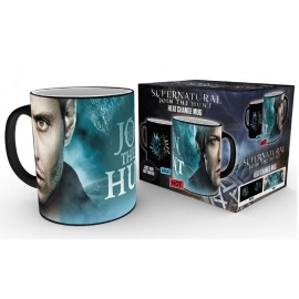 Mug Heat Changing Supernatural Sam And Dean Symbol