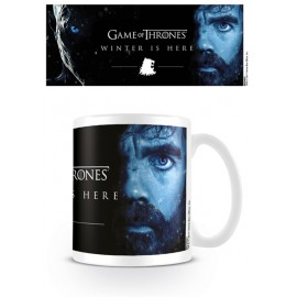 Mug Game Of Thrones Winter Is Here Tyrion