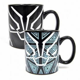 Mug Heating Change Black Panther