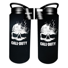Botella Drink Bottle Alu Call Of Duty Zombie Labs