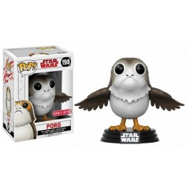 Pop Bobble Star Wars Episode 8 The Last Jedi Porg Exc