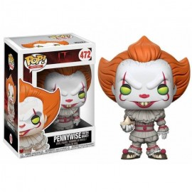 Pop Vinyl Horror It Pennywise With Boat