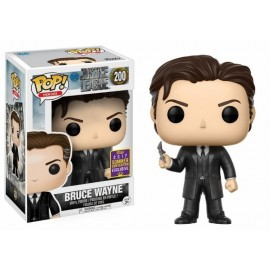 Pop Vinyl Dc Comics Justice League Bruce Wayne Exc