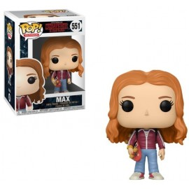 Pop Vinyl Stranger Things Max With Skate