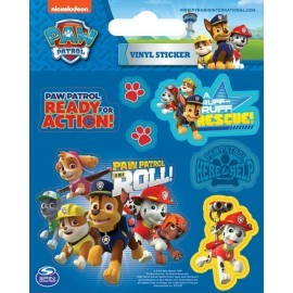 Pegatina Paw Patrol On A Roll