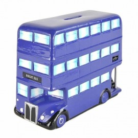Box Money Ceramic Harry Potter Knight Bus