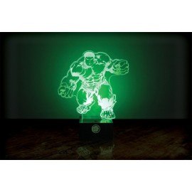 Light Marvel Avengers Hulk