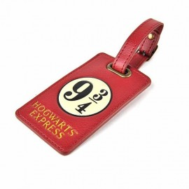 Luggage Tag Harry Potter Platform 9 3 4