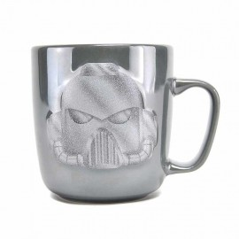 Mug Metallic Warhammer Space Marine