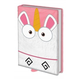 Notebook A5 Premium Despicable Me Its So Fluffy