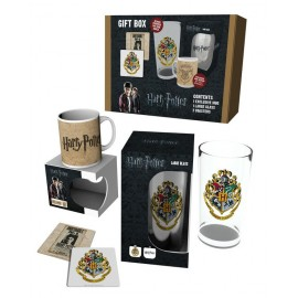 Set De Regalo Harry Potter 1