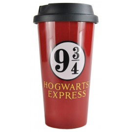 Travel Mug Harry Potter Platform 9 3 4