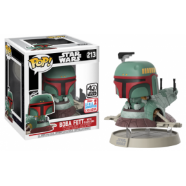 Pop Deluxe Star Wars Slave 1 Nycc 2017 (Exc)