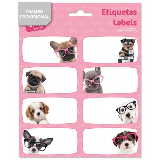 Etiquetas Gr Studio Pets Dog Glasses