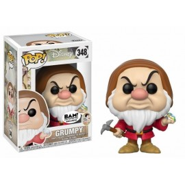 Pop Vinyl Disney Snow White Grumpy With Diamond Pick