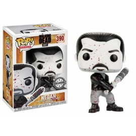 Pop Vinyl The Walking Dead Negan Black And White