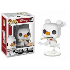 Pop Vinyl Nbx Zero With Bone