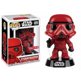 Pop Vinyl Star Wars Red Stormtrooper