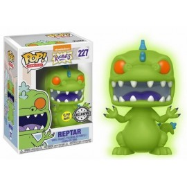 Pop Vinyl Rugrats Reptar Glow In The Dark