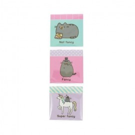 Mini Set 3 Cuadernos Pusheen