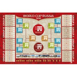Poster World Cup 2018