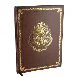 Notebook Harry Potter Hogwarts Crest
