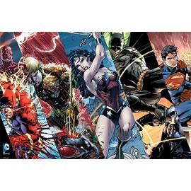 Poster Justice League (Heroes)