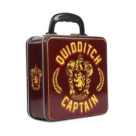 Caja Metalica Harry Potter Quidditch Captain