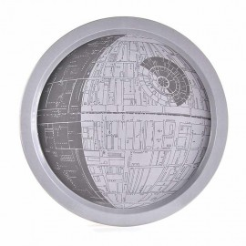 Bandeja Metalica Star Wars Death Star