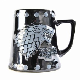Jarra Relieve Game Of Thrones Stark