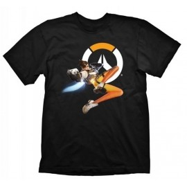 Camiseta Overwatch Tracer Hero