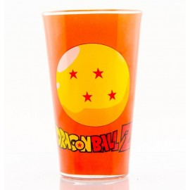 Vaso Grande Coloured Dragon Ball Z Wrap