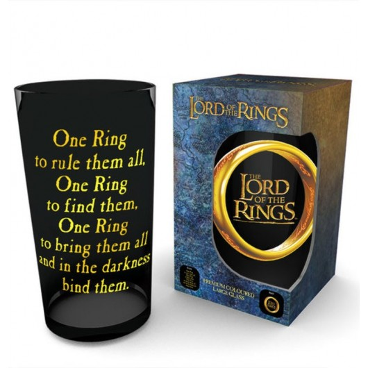 Vaso Grande Coloured Lord Of The Rings One Ring