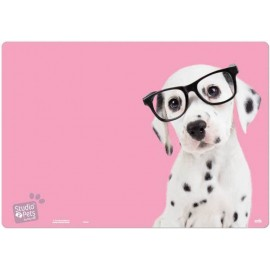 Vade Escolar Studio Pets Dog Glasses